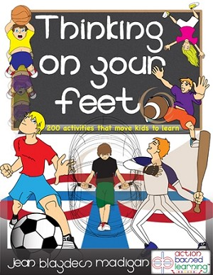 THINKING ON YOUR FEET BOOK